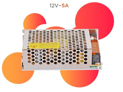 fuente switching 12v 5a