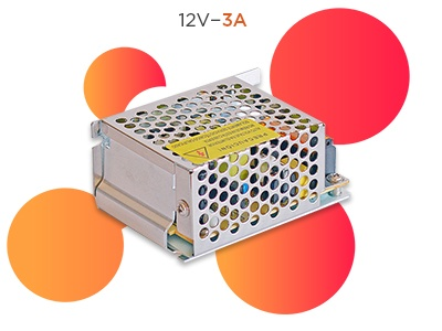 fuente switching 12v 3a