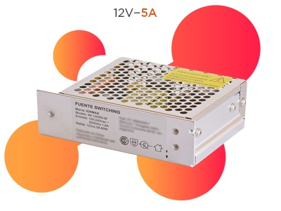 12v 5a switching